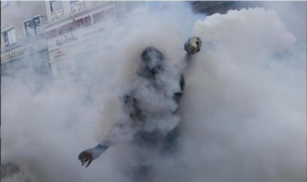 ترکی: پر امن مظاہرین پر بد ترین ریاستی تشدد کے کچھ مناظر