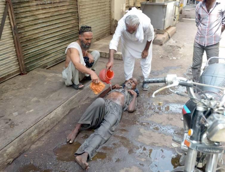 karachi heat wave  1