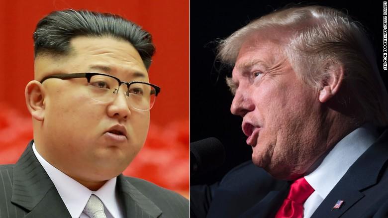 امریکہ شمالی کوریا تنازعہ
