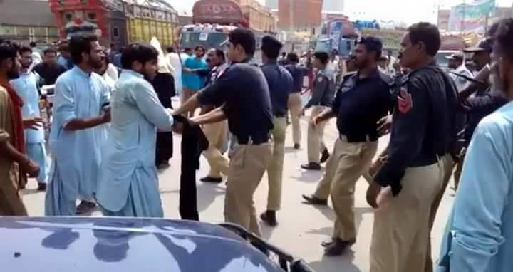 نواز حکومت کی سرپرستی میں انڈس یونیورسٹی ڈیرہ غازی خان میں تعلیم کے نام پر فراڈ اور طلبہ پر ریاستی تشدد