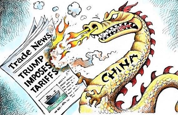 نحیف عالمی معیشت میں تجارت کی جنگ