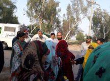 بہائوالدین زکریا یونیورسٹی میں بنیادی سہولیات کی عدم فراہمی کے خلاف طالبات کا احتجاج