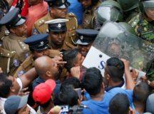 سری لنکا کا بحران