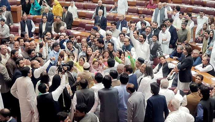 پارلیمانی 'آداب'