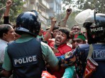 Bangladesh Political Violence