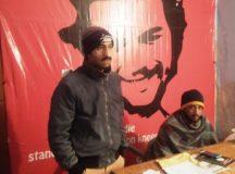 مظفر آباد میں مارکسی سکول کا انعقاد