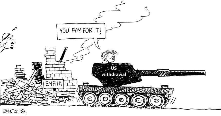 امریکی فوجوں کا انخلا: زوال پذیر سامراج کی عسکری پسپائی