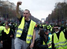فرانس میں 'پیلی جیکٹ والوں' کی تحریک، مزاحمت اور جدوجہد کے نئے باب کا آغاز