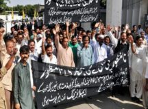 ایسنشل سروسز ایکٹ کا نفاذ، ظلمتوں کا نیا راج