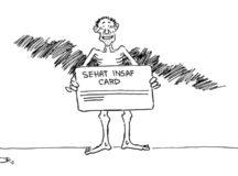 'صحت انصاف کارڈ' کا دھوکہ