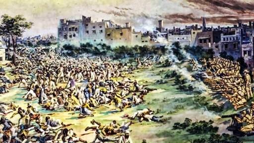 جلیانوالہ باغ کے قتل عام کے سو سال
