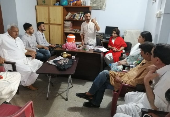 راولپنڈی میں ایک روزہ مارکسی سکول کا انعقاد