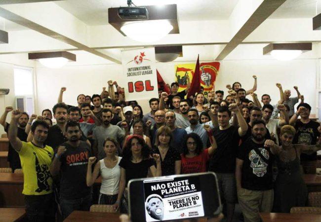 ترکی: انٹرنیشنل سوشلسٹ لیگ کے کامیاب سمر کیمپ کا انعقاد