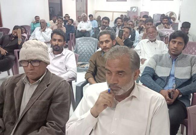 """کراچی: """"بالشویک انقلاب اور دورِ حاضر کی تحریکیں"""" کے عنوان پر تقریب کا انعقاد"""