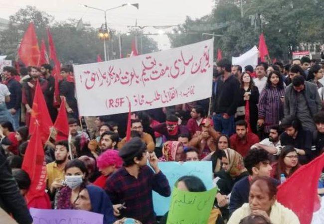 طلبہ یونین بحالی: تنقید پر تنقید