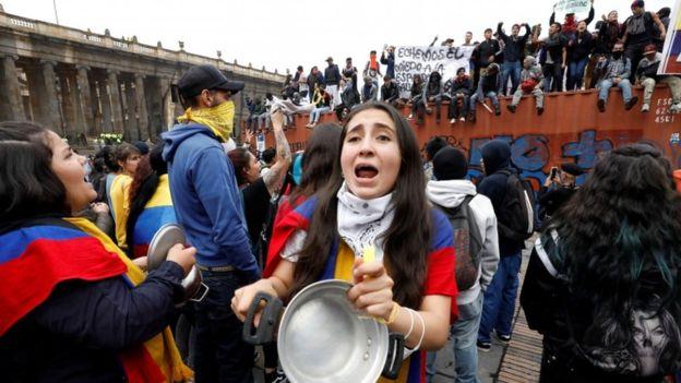 """""""جنوبی امریکہ جاگ اٹھا ہے!"""""""
