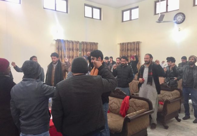 ہجیرہ میں ایک روزہ مارکسی سکول کا انعقاد