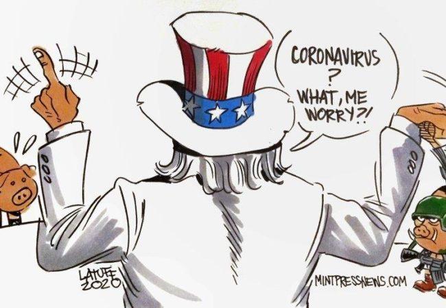 کورونا اور سرمایہ داری: انسانیت کے لئے خطرہ