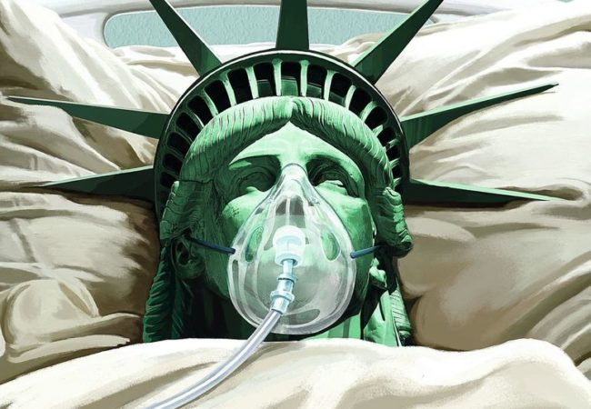 کورونا وائرس اور امریکی سرمایہ داری