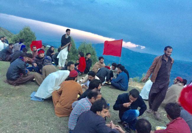علی سوجل: جے کے این ایس ایف کے زیر اہتمام افطار ڈنر اور سیمینار کا انعقاد