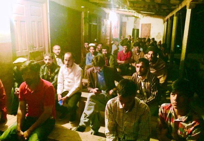 ہجیرہ: جے کے این ایس ایف کے زیر اہتمام افطار پارٹی اور سیمینار کا انعقاد