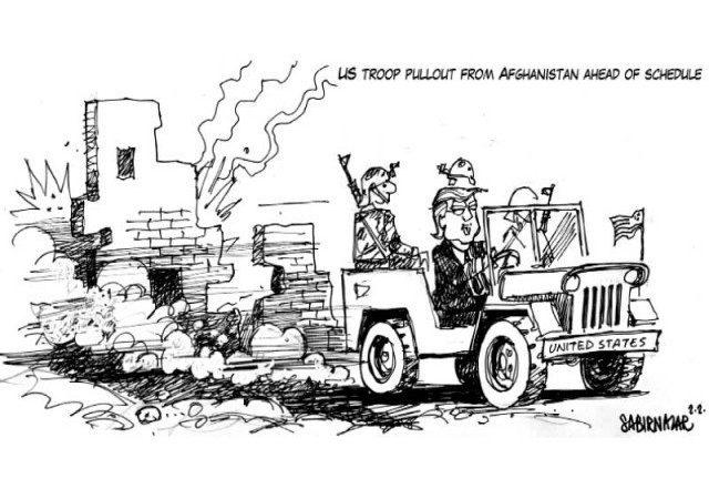 افغانستان: امریکی انخلا اور طالبان کی رجعتی فتح