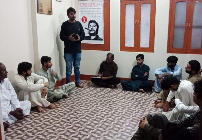 حیدرآباد: چی گویرا کے 53 ویں یوم شہادت پر لیکچر پروگرام کا انعقاد