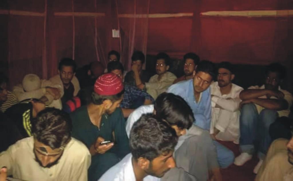 ہجیرہ: کشمیری عوام کی جدوجہد آزادی پر نشست کا انعقاد