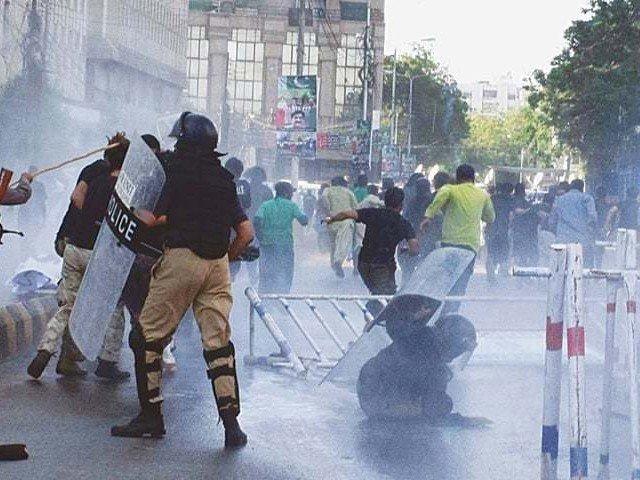 کراچی کا مزدور انتقام بھی لے گا!