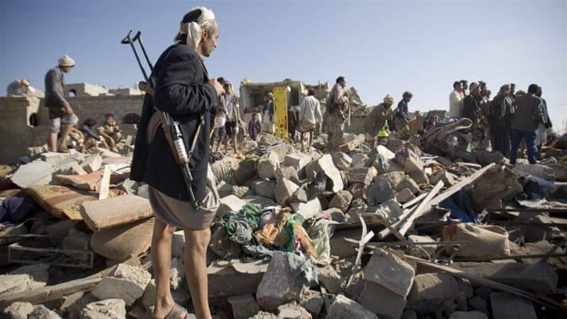 یمن: بربادیوں کی داستان