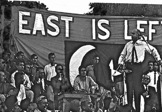 پاکستان: جب نومبر سرخ تھا!
