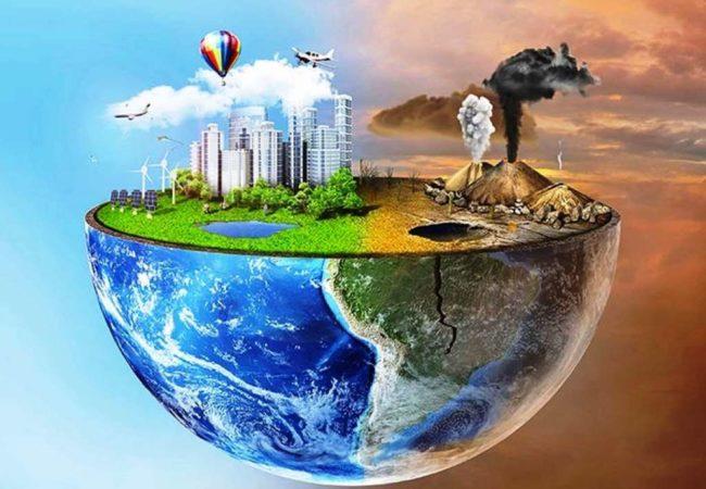 ماحولیاتی تباہی کے دہانے پہ کھڑی انسانیت