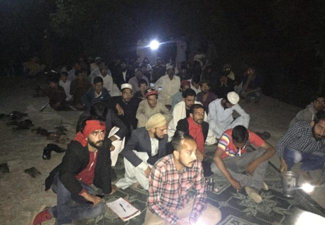 ہجیرہ: جے کے این ایس ایف کے زیر اہتمام افطار ڈنر اور سیمینار کا انعقاد