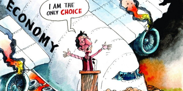 تحریک انصاف کی حکمرانی کے دو سال: عذاب مسلسل!