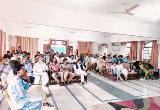 """حیدرآباد: انقلاب روس کی 103ویں سالگرہ پر """"مزدور، طلبہ یکجہتی کانفرنس"""" کا انعقاد"""