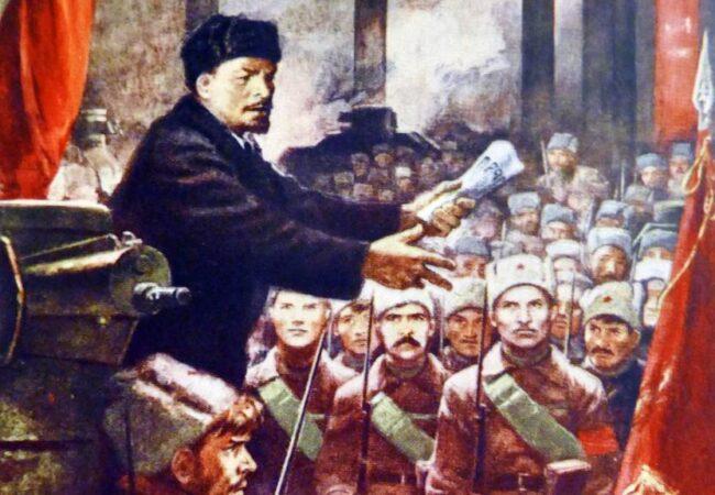 اکتوبر 1917ء: جب فرمانِ مزدور جاری ہوا!