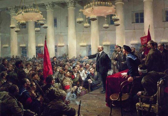 بالشویک انقلاب، وقت جسے مٹا نہ سکا!