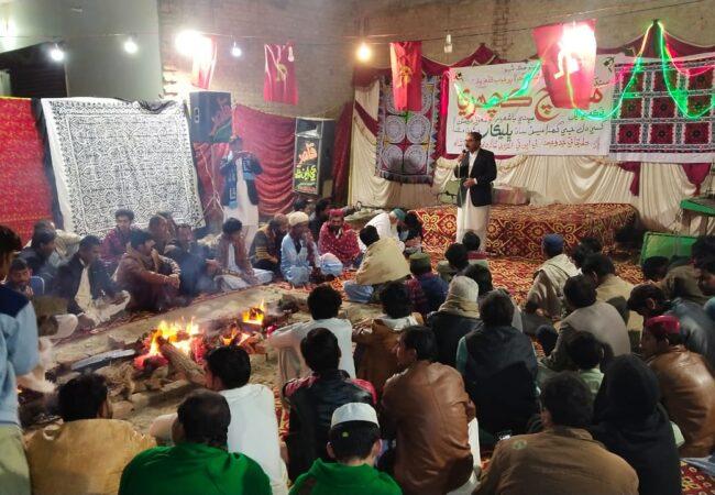 کے این شاہ: آر ایس ایف کے زیر اہتمام سندھ کی ثقافتی محفل 'مچ کچہری' کا انعقاد