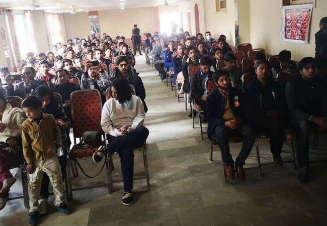 راولاکوٹ: ڈاکٹر لال خان کی پہلی برسی کے موقع پر تقریب کا انعقاد