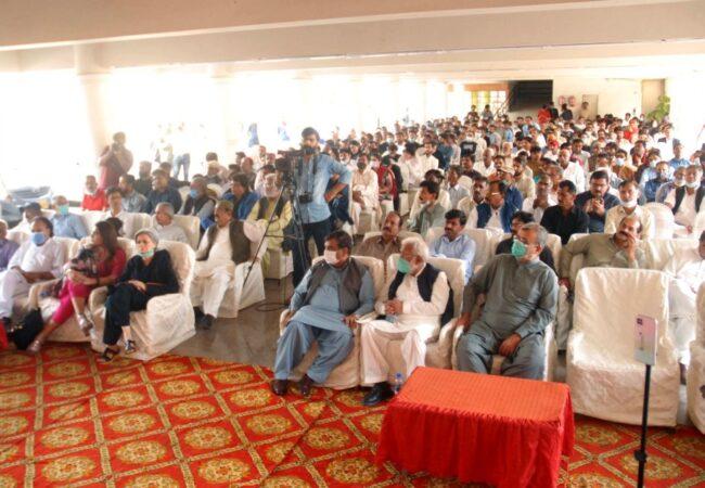 کامریڈ لال خان کی پہلی برسی کے موقع پر مختلف شہروں میں تقاریب کا انعقاد