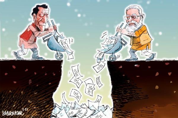 پاک بھارت تعلقات: جنگ و امن کا گھن چکر