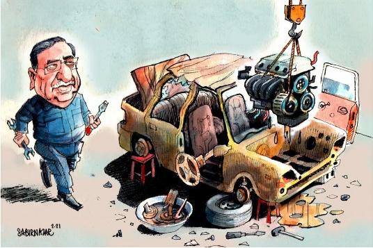 معاشی غارت گری کا نیا سوداگر