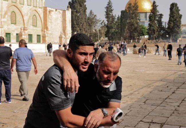 غزہ ایک بار پھر صیہونی دہشت گردی کی زد میں