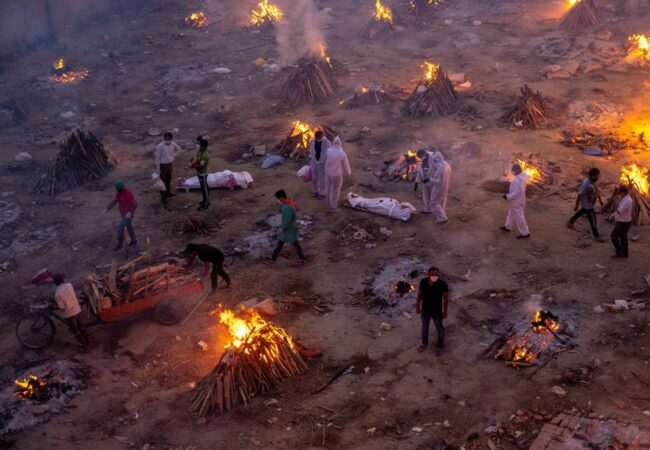 ہندوستان: 'ترقی' کی چتا میں جلتے عوام!