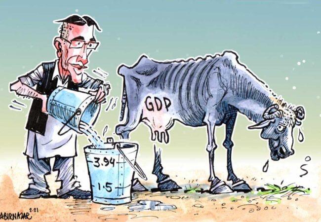 دیوالیہ معیشت کی بجٹ سازی
