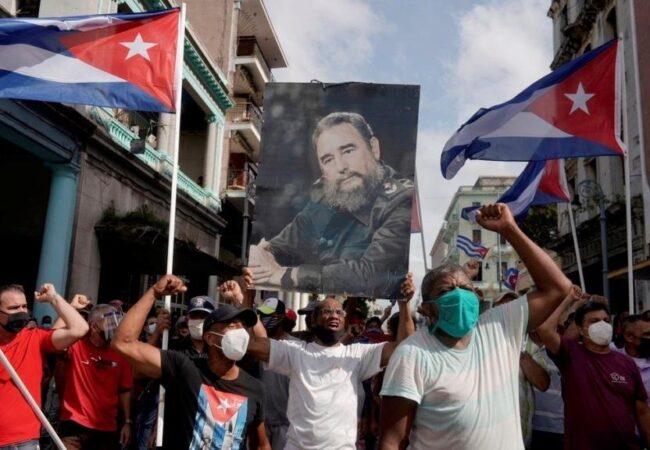 انقلاب کیوبا پھر آزمائش میں!