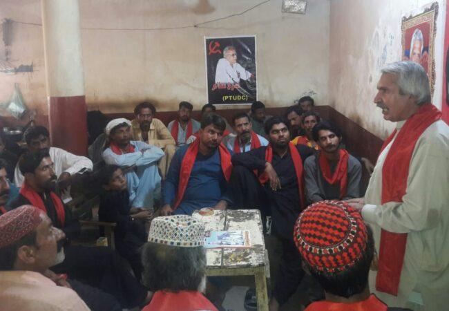 سیہون اور بھان سید آباد میں شہید نذیر عباسی کی یاد میں سیمینارز کا انعقاد