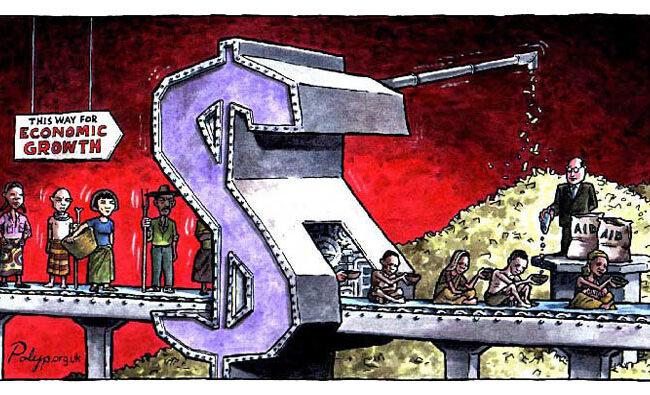 عالمی معیشت کا بحران